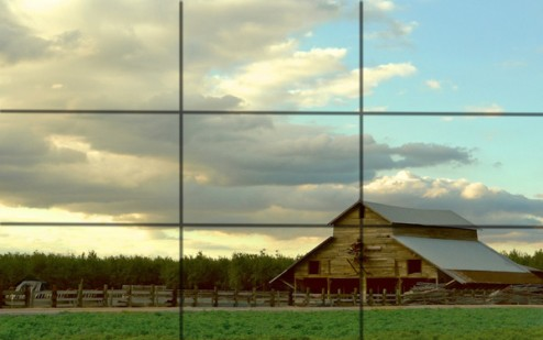 "The ""Rule"" of Thirds in Photography"