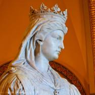 Queen Isabella statue, Sacramento Capitol